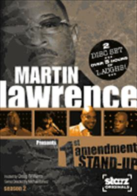 Martin Lawrence 1st Amendment Stand-Up