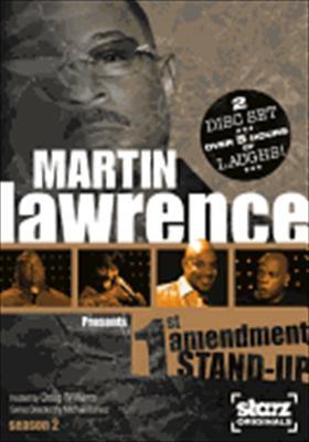 Martin Lawrence 1st Amendment Stand-Up: Season 2