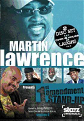 Martin Lawrence's 1st Amendment: Season 4