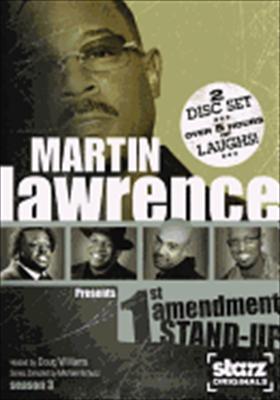 Martin Lawrence's First Amendment: Season 3