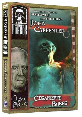 Masters of Horror: John Carpenter, Cigarette Burns