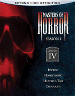 Masters of Horror: Season 1, Volume 4
