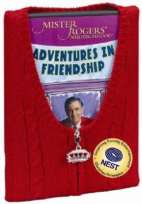 Mister Rogers' Neighborhood: Adventures in Friendship: Life Lessons: Cooperation, Kindness and Love [With Sweater]