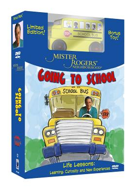 Mister Rogers' Neighborhood: Going to School: Life Lessons: Learning, Curiosity and New Experiences