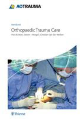 Orthopedic Trauma Care 9783131468710