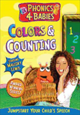 Phonics 4 Babies: Colors & Counting