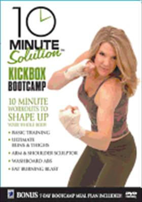 Ten Minute Solution: Kickbox Bootcamp