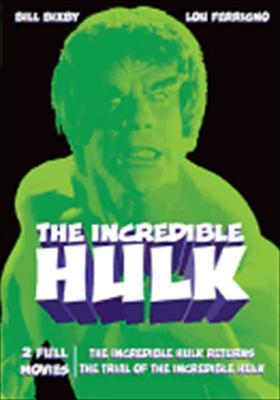 The Incredible Hulk Returns/The Trial of the Incredible Hulk