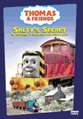 Thomas: Salty's Secret