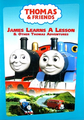 Thomas: James Learns a Lesson