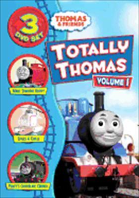 Thomas & Friends: Totally Thomas Volume 1