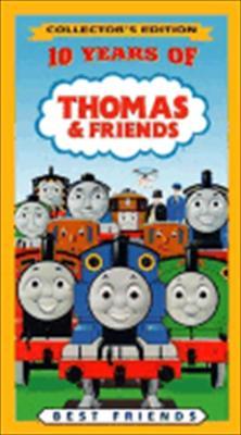 Thomas: 10 Years of Thomas (Coll Ed)
