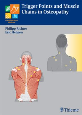 Trigger Points and Muscle Chains in Osteopathy 9783131450517