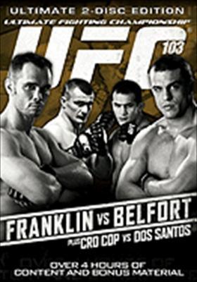 Ufc 103: Fanklin vs. Belfort
