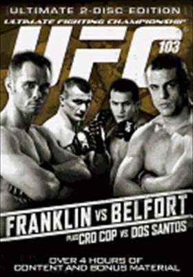 Ufc 103: Fanklin vs. Belfort