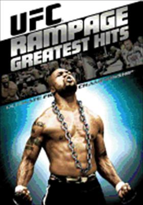 Ufc Rampage Greatest Hits
