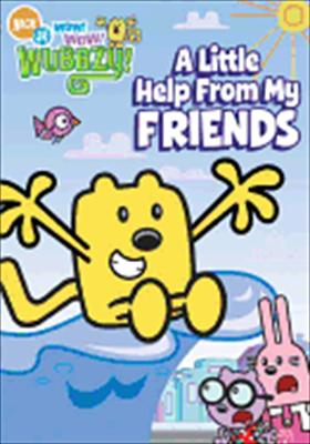 Wow Wow Wubbzy: A Little Help from My Friends 0013138229588