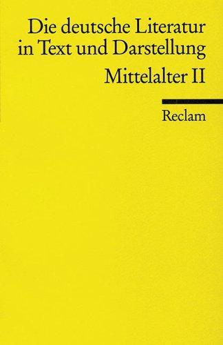 Die deutsche Literatur 2 / Mittelalter 2. - Anton Tschechow