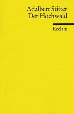 Hochwald (German Edition) 9783150038611