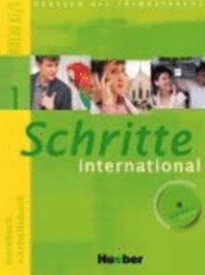 Schritte international 1. Kursbuch + Arbeitsbuch mit Audio-CD zum Arbeitsbuch und interaktiven bungen 9783190018512