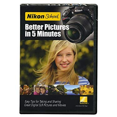 Nikon School DVD - Better Pictures in 5 Minutes