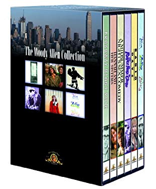 The Woody Allen Collection (Hannah and Her Sisters / The Purple Rose of Cairo / Broadway Danny Rose / Zelig / A Midsummer Night's Sex Comedy / Radio D