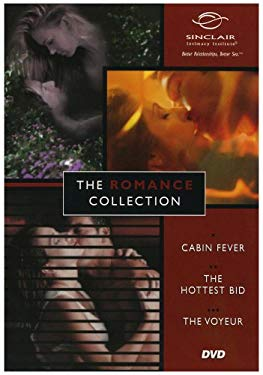 Better Sex Video: Romance Collection - Cabin Fever, The Hottest Bid, The Voyeur (3 Erotic Fims on 1 DVD)