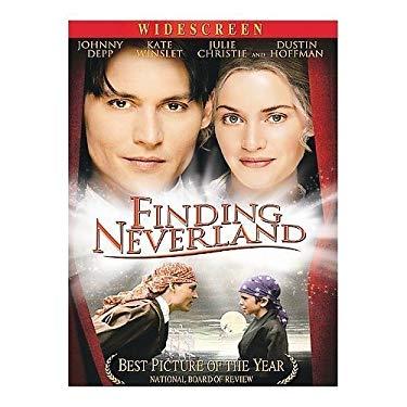 FINDING NEVERLAND (WIDESCREEN EDIT MOVIE
