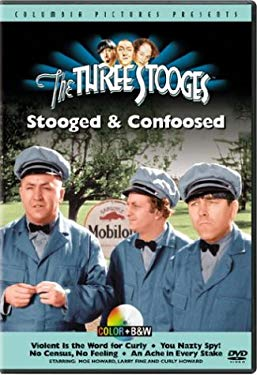 The Three Stooges: Stooged & Confoosed (Colorized / Black & White)