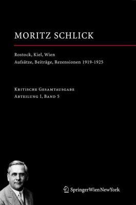 Rostock, Kiel, Wien: Aufs Tze, Beitr GE, Rezensionen 1919-1925 9783211327692