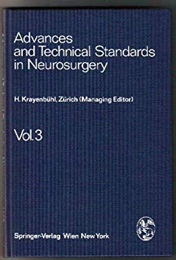 Advances and Technical Standards in Neurosurgery 3 9783211813812