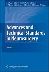 ISBN 9783211722824 product image for Advances and Technical Standards in Neurosurgery | upcitemdb.com