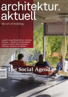 Architektur.Aktuell 350 [With Architecktur.Aktuell: The Art of Building] 9783211898079