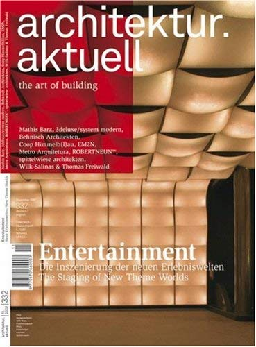 Architektur.Aktuell: The Art of Building 9783211698976