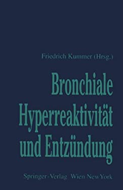 Bronchiale Hyperreaktivitat Und Entza1/4ndung 9783211821268