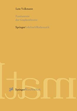 Fundamente Der Graphentheorie 9783211827741