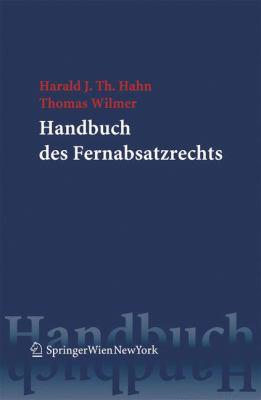 Handbuch Des Fernabsatzrechts 9783211208632