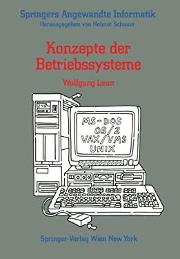 Konzepte Der Betriebssysteme 9783211821534