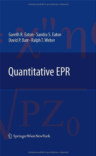 Quantitative EPR 9783211929476