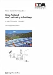 Solar-Assisted Air-Conditioning in Buildings: A Handbook for Planners 7902882