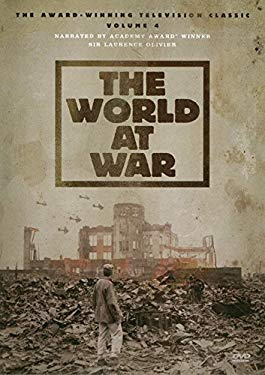 The World at War- Sir Lawrence Olivier, Anthony Eden- VOLUME 4