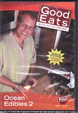 Food Network Takeout Collection DVD - Good Eats With Alton Brown - Ocean Edibles 2 - Includes BONUS FOOTAGE Plus Crustacean Nation 2 Claws / Crustacea