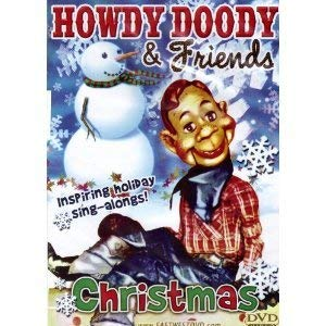 Howdy Doody & Friends Christmas Set