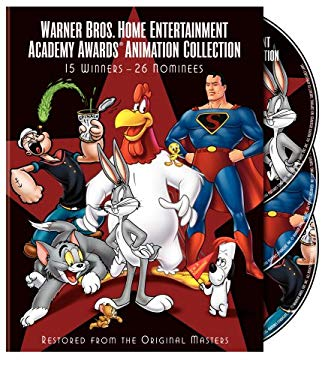 Warner Brothers Home Entertainment Academy Awards Animation Collection - 15 Winners, 26 Nominees