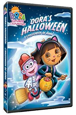 Dora The Explorer Doras Halloween (Fs)