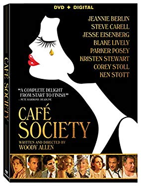 Cafe Society [DVD + Digital]