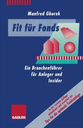 Fit Fur Fonds: Ein Branchenfuhrer Fur Anleger Und Insider 21003091