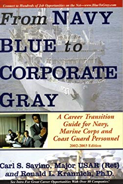 From Navy Blue to Corporate Gray
