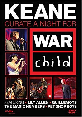 Keane: Curate a Night for War Child