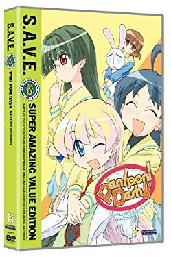 Paniponi Dash! - The Complete Series Box Set S.A.V.E.